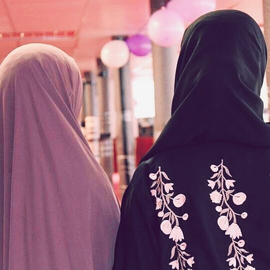 Sisters' Corner at Alfurqan Islamic Centre